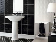 decoração preto branco madeira - Pesquisa Google