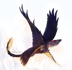 by UnderavenWood Moose Art, Wings, Bird, Griffins, Animals, Character, Beautiful, Instagram, Animales
