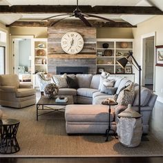 The process of cladding a dated or old fashioned involves using PAR pine to construct a frame around the fireplace,  especially usef...
