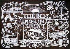 wonderful paper cut art