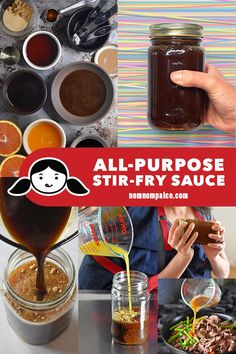 Despite its name, my All-Purpose Stir-Fry Sauce isn't just for stir-fries. You can use this Whole30 sauce as a marinade, dressing, and to make stews! #whole30 #paleo #nomnompaleo #primal #glutenfree