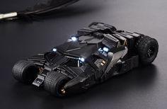 Bandai Crazy Case Batmobile Tumbler LED Bat-Signal Protective Case for Apple iPhone 6S/6 & & iPhone SE/5S/5 - Batman 75th
