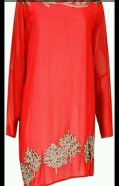 Indian Ethnic Beautiful Traditional Designer stylish embroidered dress long suit