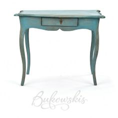 Rococo Desk 1700's -Swedish Furniture From Bukowski Market- Gustavian, Gustavian Furniture, Rococo Swedish, Swedish Antiques, Swedish Auctio...