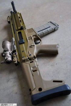 ARMSLIST - For Sale/Trade: Bushmaster ACR ENHANCED FDE with ACOG