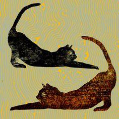miau by claravox on Etsy, $35.00 #hmcspooky #teamdream #boebot