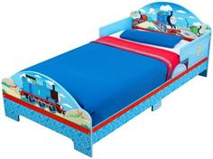 $145.99 (Save 15%) KidKraft Thomas And Friends Toddler Bed by KidKraft