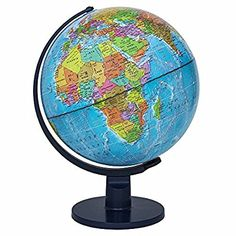 waypoint geographic scout world globe great quality globe for kids u0026 teachers more than