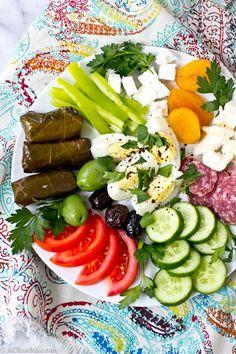 Comment faire un petit-déjeuner turc Traditoinal                                                                                                                                                                                 More