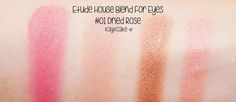 Etude House Blend For Eyes Dried Rose ❤️ #kayxcake