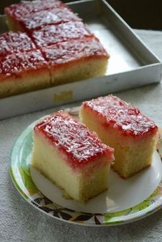 Eggless Honey Cake – Indian Bakery Style Honey Cake Recipe