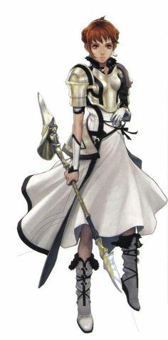 Drakengard 2 - Eris