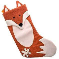 Fox Stocking http://shop.crackerbarrel.com/Fox-Stocking/dp/B014FZ1E32