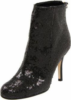 ff82a6e6af0b Kate Spade New York New York Women s Kleo Bootie Black Sequins