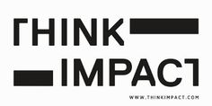 Sticker for ThinkImpact