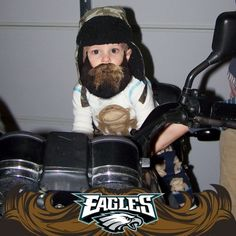 You gotta be a tough baby to be prepared for #EaglesDraft. http://on.fb.me/10QZMII