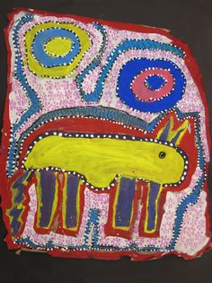 Lake and Hartville Elementary Art: 2nd Grade Aboriginal Art & Culture