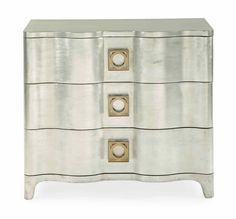 Save on Bernhardt Furniture Salon Antique Silver Nightstand with White Glove Delivery at Carolina Discount Furniture. Fine Furniture, Shabby Chic Furniture, Furniture Stores, Painted Furniture, Salon Furniture, Furniture Outlet, Discount Furniture, Upholstered Furniture, Bedroom Furniture