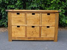 Ana White | Dumpster Dresser from 2x4s - DIY Projects