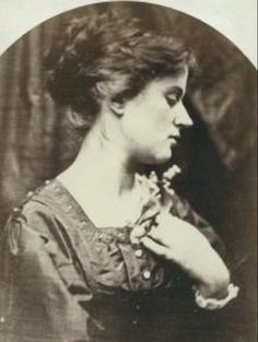 marie spartali stillman, inspirational photograph for rosetti's painting 'the bower meadow', 1871-2