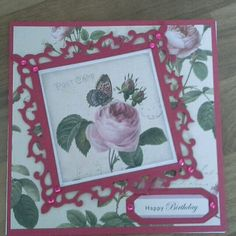 June 2015 birthday card