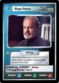 Star Trek Ccg, Star Wars, Generation Pictures, Star Trek Cosplay, Captain Morgan, Star Trek Universe, Collector Cards, Space Crafts, Nerd Stuff