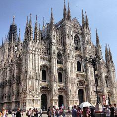Piazza del Duomo - Duomo - Milan, Lombardie