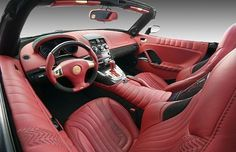 29. Saturn Sky - The 50 Most Outrageous Custom Car Interiors | Complex