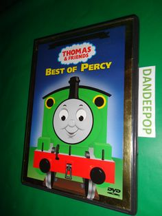 Thomas The Tank Engine Thomas & Friends Collector's Edition DVD Movie Best of Percy find me at www.dandeepop.com