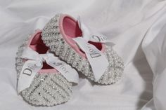 If you would like to see more similar beautiful baby items, click the link: http://www.etsy.com/shop/BabysDreamworld   How do you like these gorgeous baby shoes?   baby center,baby shower, baby gifts, baby shoes, christening gifts, etsy baby, baby shoes, baby boy, baby girl , baby stores, newborn shoes, designer baby, infant shoes, baby size, rhinestone baby shoes, baby fashion, gorgeous, amazing, cute,