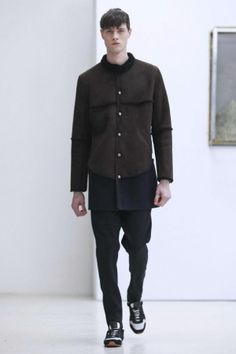 Tillman Lauterbach Fall Winter Menswear 2013 Paris