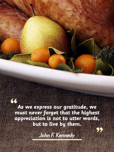 13 Quotes That Make for Heartfelt Thanksgiving Toasts - Seneca