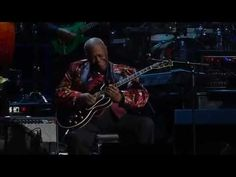 BB King & Stevie Wonder - The Thrill is gone (LIVE) 2009