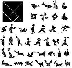 matemática lúdica com formas geométricas