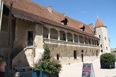 Nérac et le château d'Henri IV (Partie I) (Lot-et-Garonne) - Rando77
