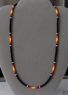 Sunburst-Mens-Womens-Necklace-Native-American-Made