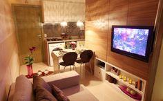 Decoracao Apartamento Pequeno Gastando Pouco 2 http://www.mundoindica.com.br/