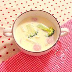 あったまりたい時にいい - 4件のもぐもぐ - 豆乳のクリームシチュー by x3omyk