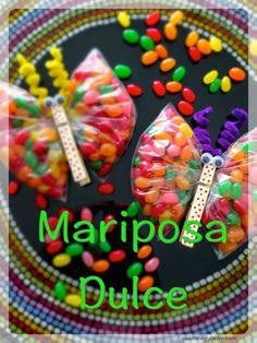 Casa Eglys: DIY: Mariposa Dulce