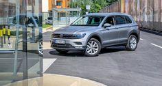 Test: Volkswagen Tiguan 2.0 TDI 4MOTION DSG Highline