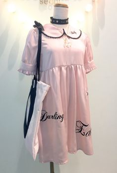 plus size clothing Harajuku Fashion, Kawaii Fashion, Lolita Fashion, Pink Fashion, Alternative Outfits, Alternative Fashion, Outfit Look, Kawaii Clothes, Japanese Fashion