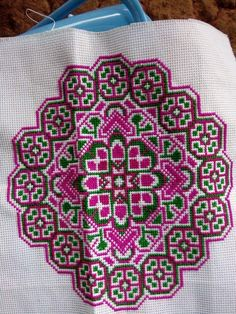 Hmong Quilt Stitching, Cross Stitching, Cross Stitch Embroidery, Embroidery Patterns, Sewing Patterns, Cross Stitch Geometric, Cross Stitch Borders, Cross Stitch Designs, Cross Stitch Patterns