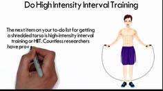 High-Intensity Interval Training - Transform Your Body