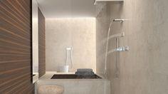 Dornbracht Vertical Shower/ 3D-Illustration/ 2014