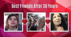 Who Will Be Your Best Friends After 30 Years?