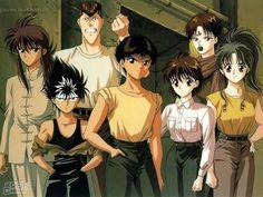 After Zenki, Yu Yu Hakusho. Anime Nerd, Manga Anime, Yu Yu Hakusho Anime, Fox Boy, Yoshihiro Togashi, Kaichou Wa Maid Sama, Ghost In The Shell, Stuff And Thangs, I Love Anime