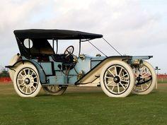 1910 American Traveler Touring)