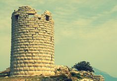 The tower of Drakano at Ikaria island, one of the best preserved of the Aegean! Photo by The Pic Traveler