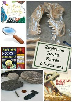 Geology Books & Activities for Kids