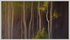 "David Grossmann Illuminate Oil, 20""x34"""